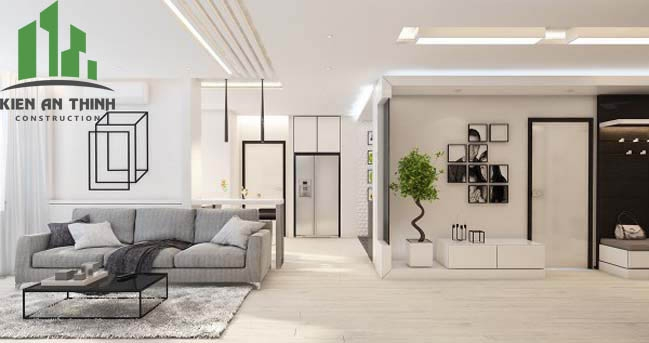 Báo giá sửa chữa căn hộ chung cư trọn gói 2020