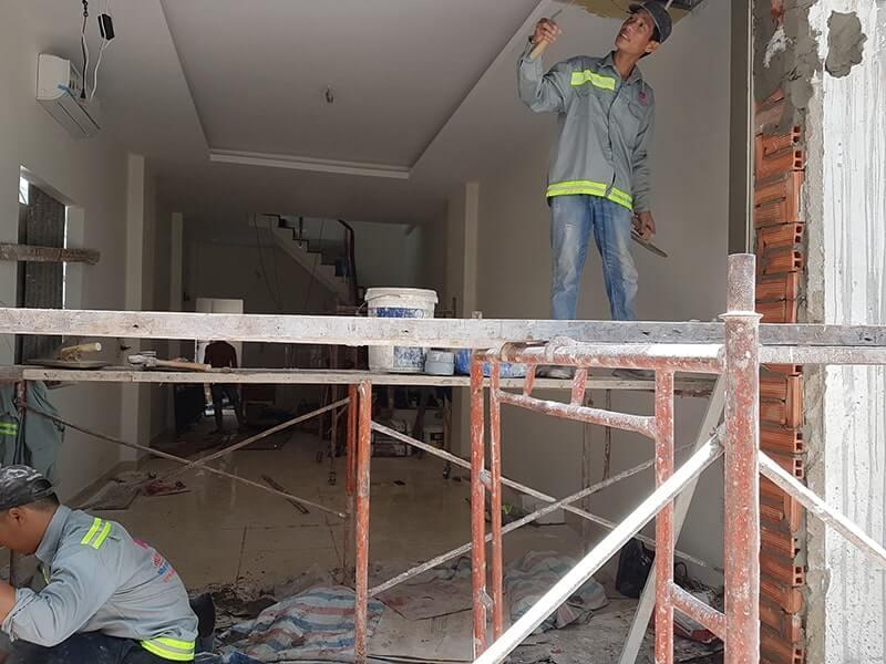 Dịch vụ sửa nhà Huyện Bình Chánh