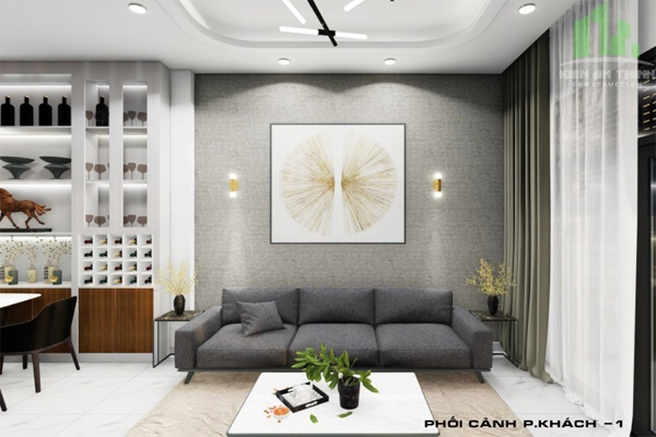 10 cách làm mới không gian sống bằng trang trí phòng khách