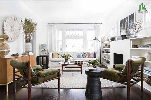Cách bố trí phòng khách theo chuẩn phong cách Châu Âu