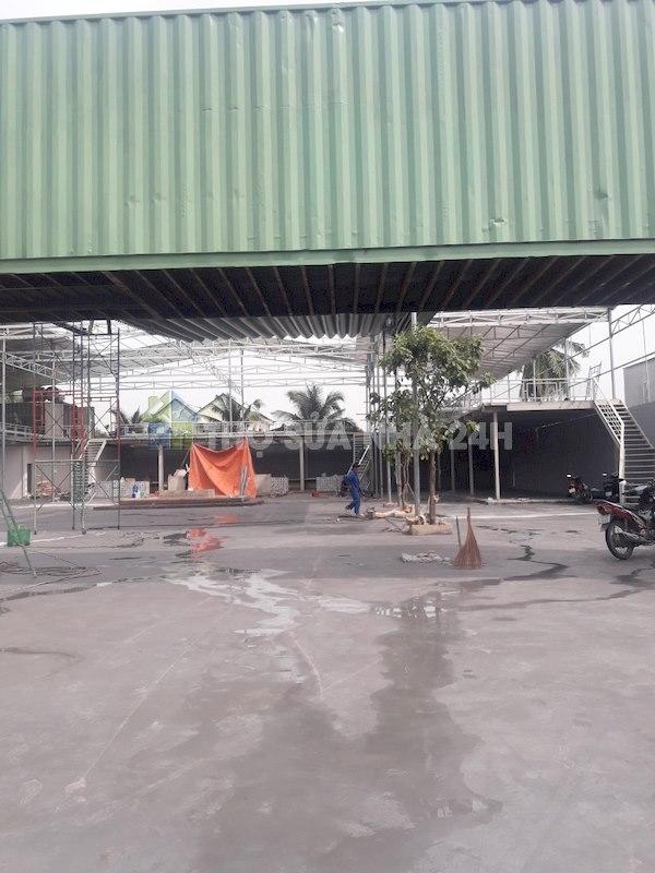 Dịch vụ sửa chữa cải tạo nhà xưởng cho doanh nghiệp