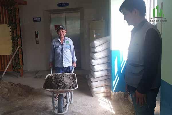 Dịch vụ sửa nhà Huyện Củ Chi