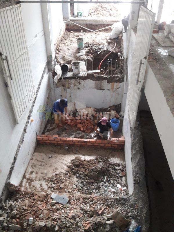 Dịch vụ sửa nhà Quận Phú Nhuận