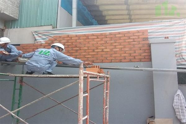 Dịch vụ xây nhà trọ, nhà cho thuê giá rẻ