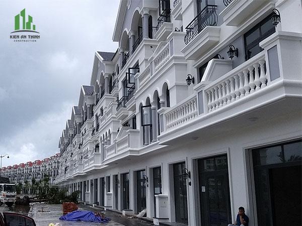 Thi công hoàn thiện nội thất Biệt Thự GRAND WORLD - PHÚ QUỐC