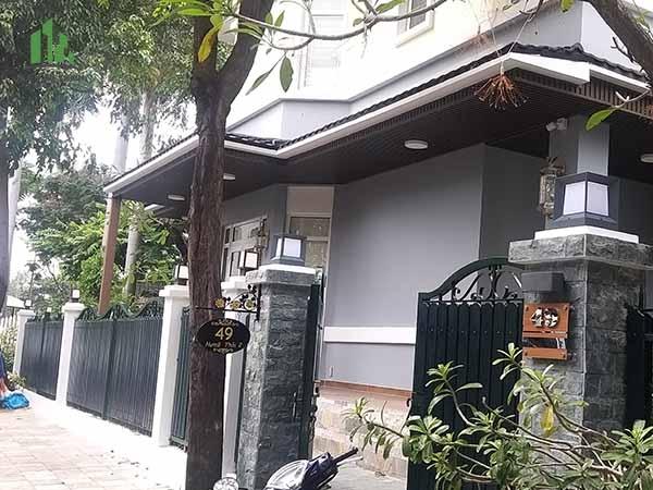 Thiết kế thi công cải tạo nhà biệt thự anh Việt Anh - Hưng Thái 2 - Phú Mỹ Hưng - Quận 7 - TP HCM